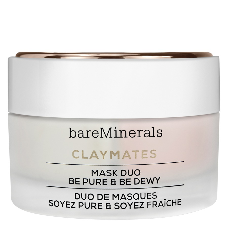 "BareMinerals ClayMates Mask Duo: Be Pure & Be Dewy "" 58gr"