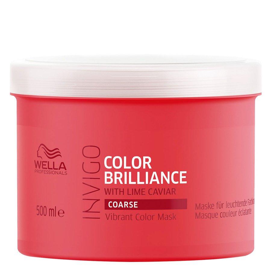 Wella Professionals Invigo Color Brilliance Mask Coarse 500 ml