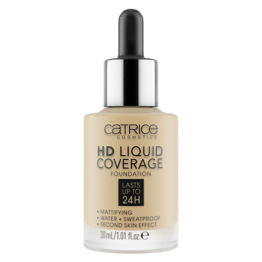 Catrice HD Liquid Coverage Foundation 036 Hazelnut Beige 30 ml