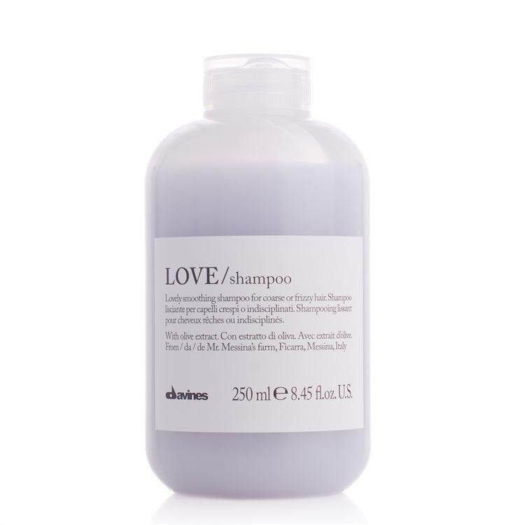 Davines LOVE Shampoo Harsh & Frizzy Hair 250 ml