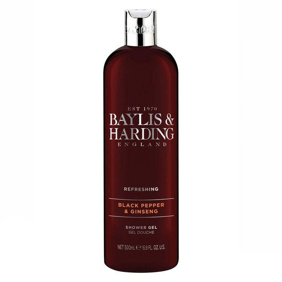 Baylis & Harding Signature Black Pepper & Ginseng Shower Gel 500ml