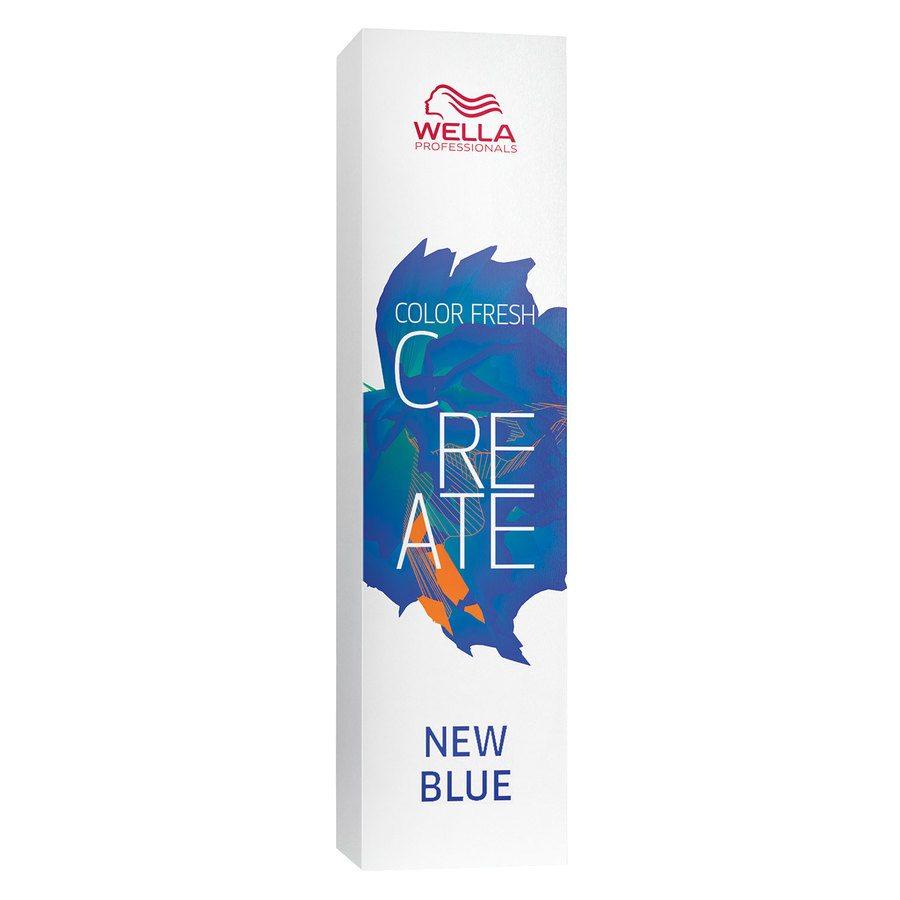 Wella Professionals Color Fresh Create New Blue 60 ml