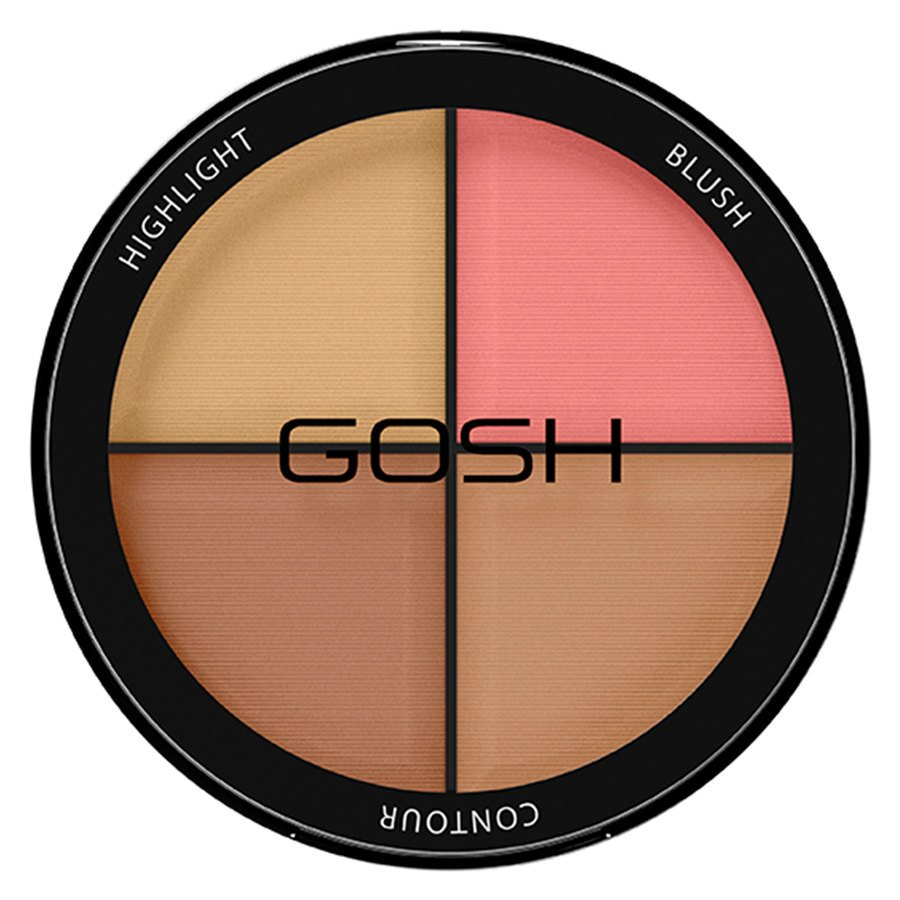 GOSH Contour'n Strobe Kit #002 Medium 15 g