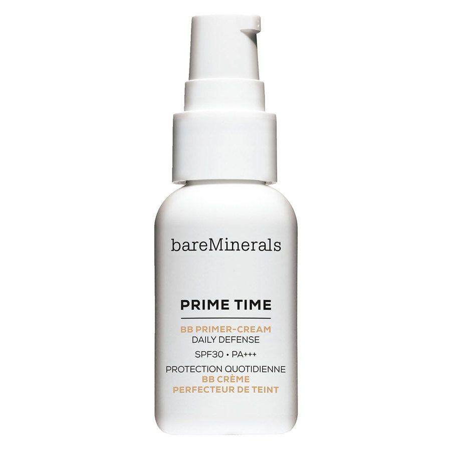 BareMinerals Prime Time BB Primer Cream Daily Defense SPF 30 Medium 30 ml