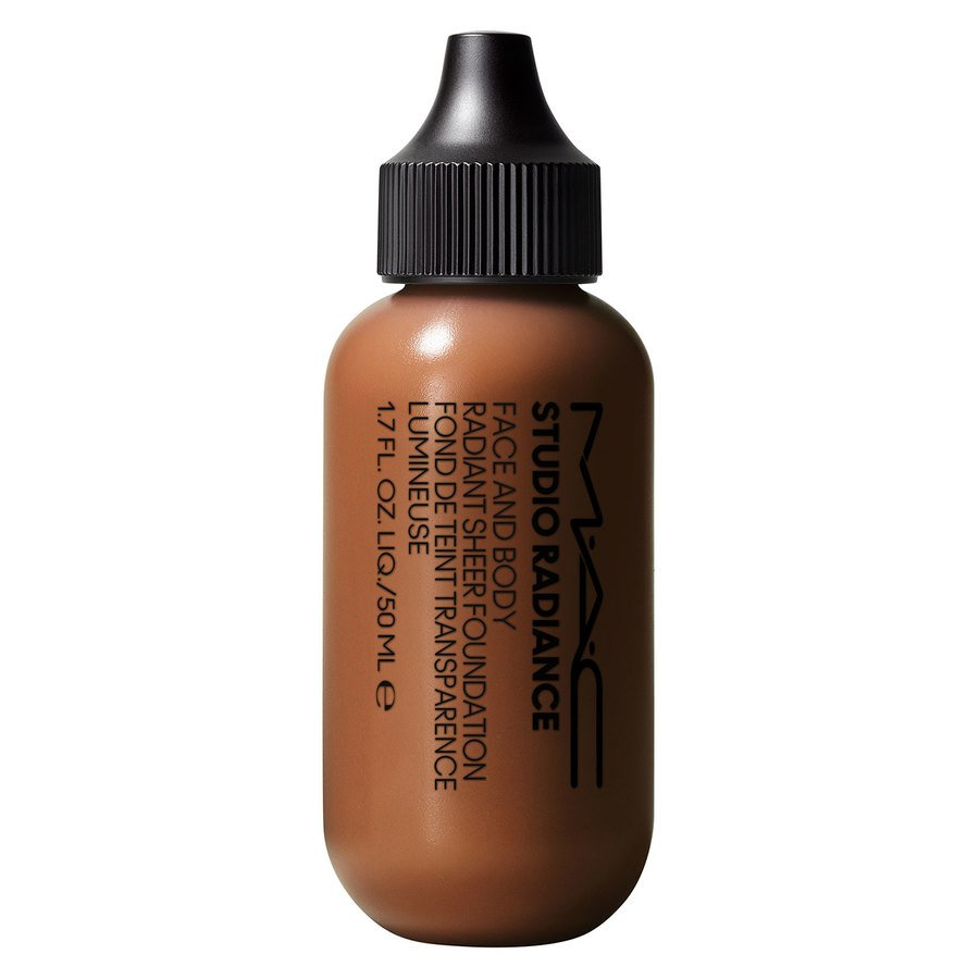 MAC Cosmetics Studio Radiance Face And Body Radiant Sheer Foundation N6 50 ml
