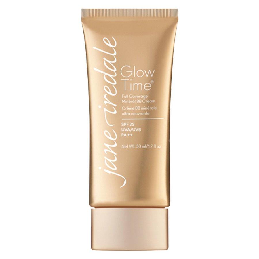 Jane Iredale Glow Time Full Coverage Mineral BB Cream Medium Medium-Dark BB7 50ml