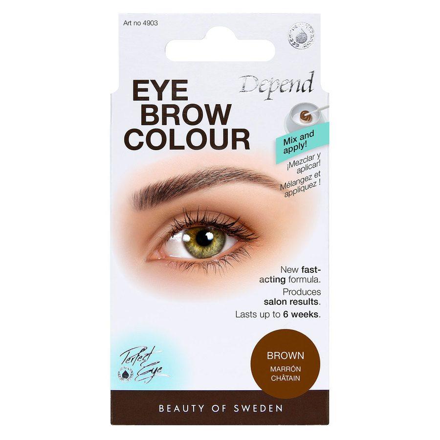 Depend Eyebrow Colour Brown