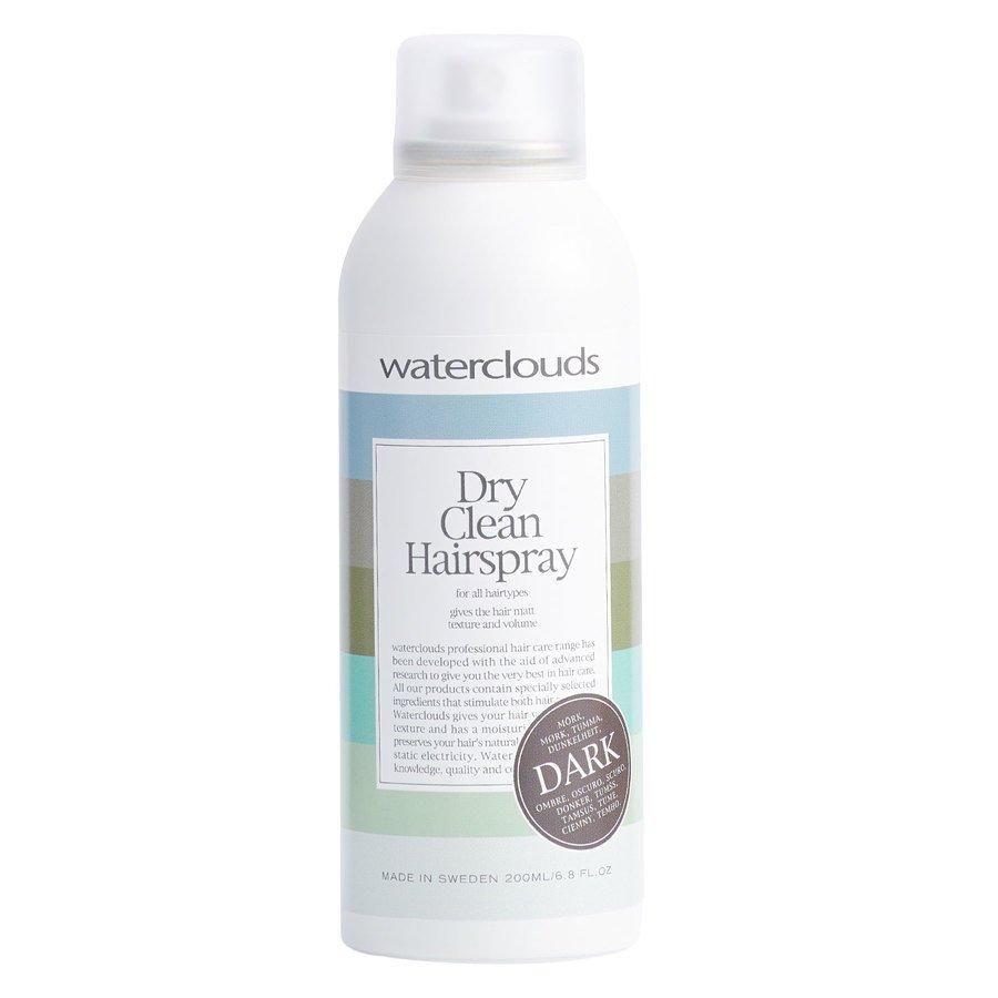 Waterclouds Dark Dry Clean Hair Spray 200 ml