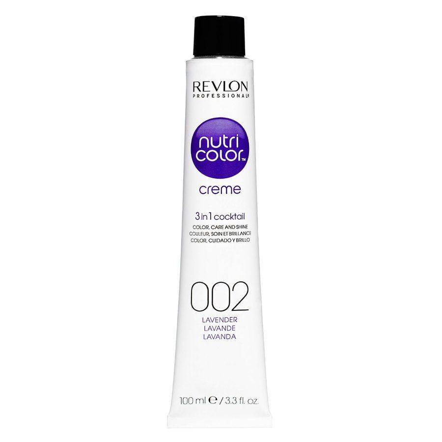 Revlon Professional Nutri Color Creme 100ml #002 Lavender