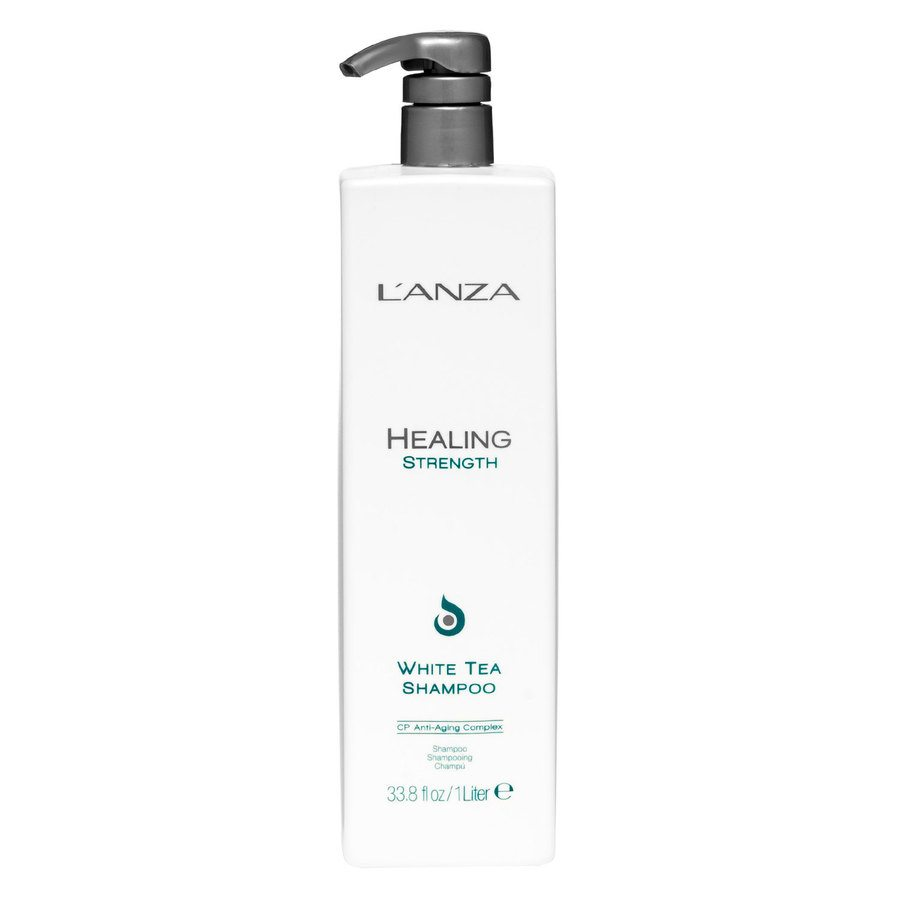 Lanza Healing Strength White Tea Shampoo 1000 ml