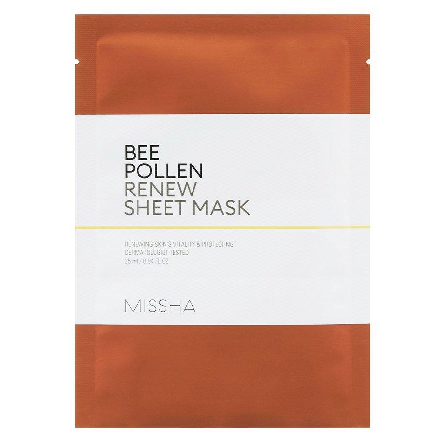 Missha Bee Pollen Renew Sheet Mask 25 ml