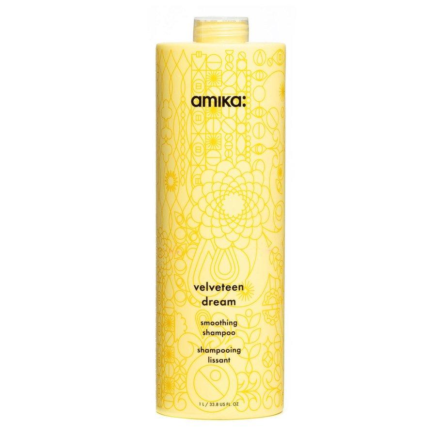 Amika Velveteen Dream Smoothing Shampoo 1000ml