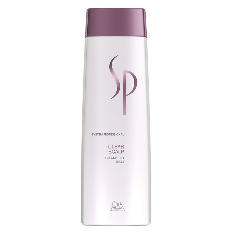 Wella SP Clear Scalp Shampoo 250 ml