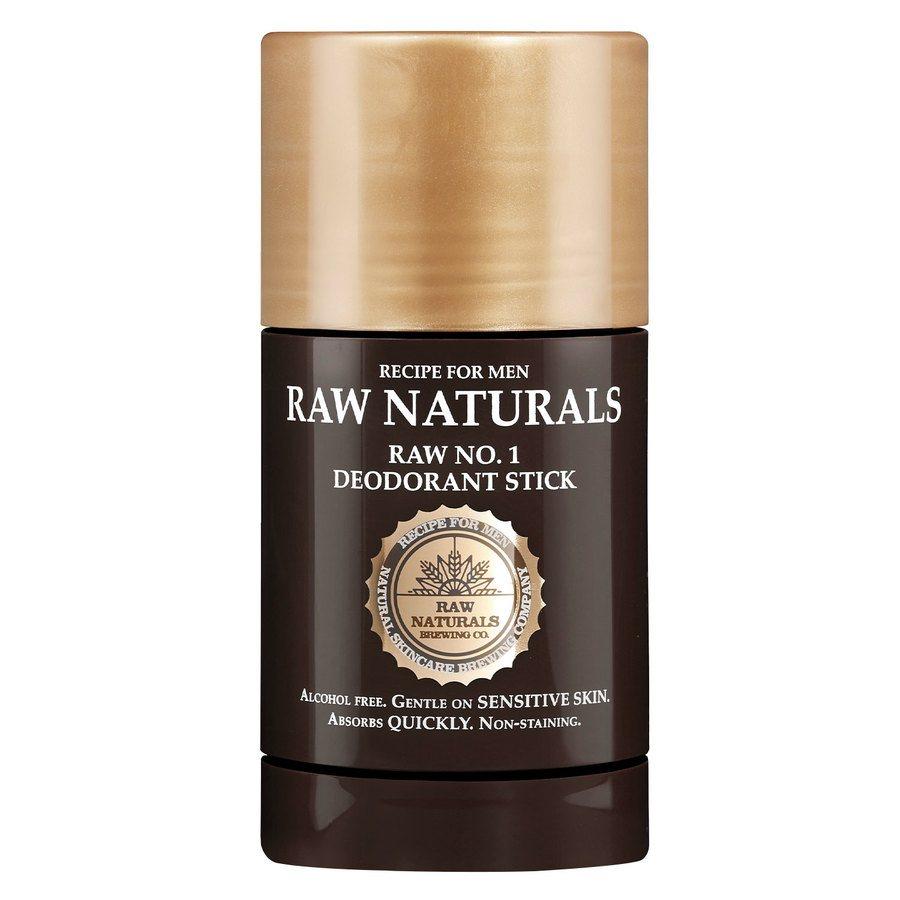 Raw Naturals Raw No. 1 Deodorant Stick 75 ml