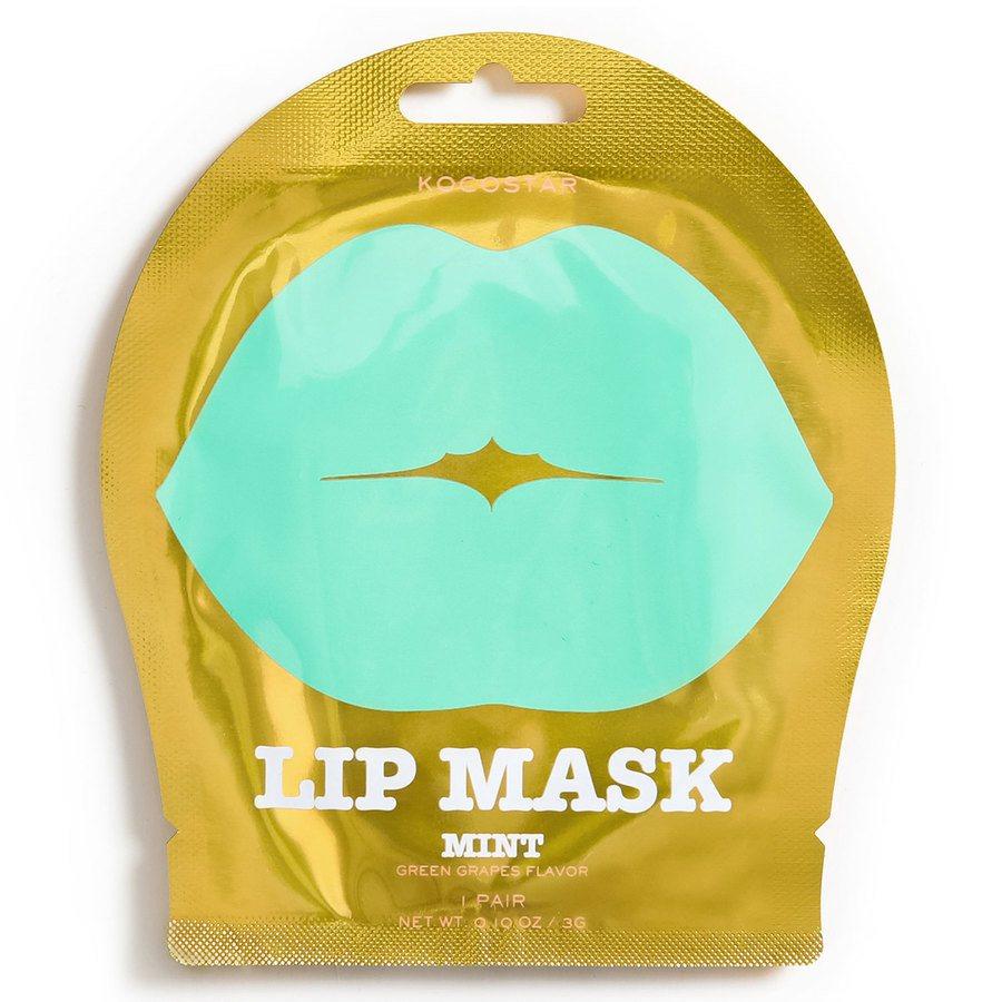Kocostar Lip Mask Mint Grape 1 Pair