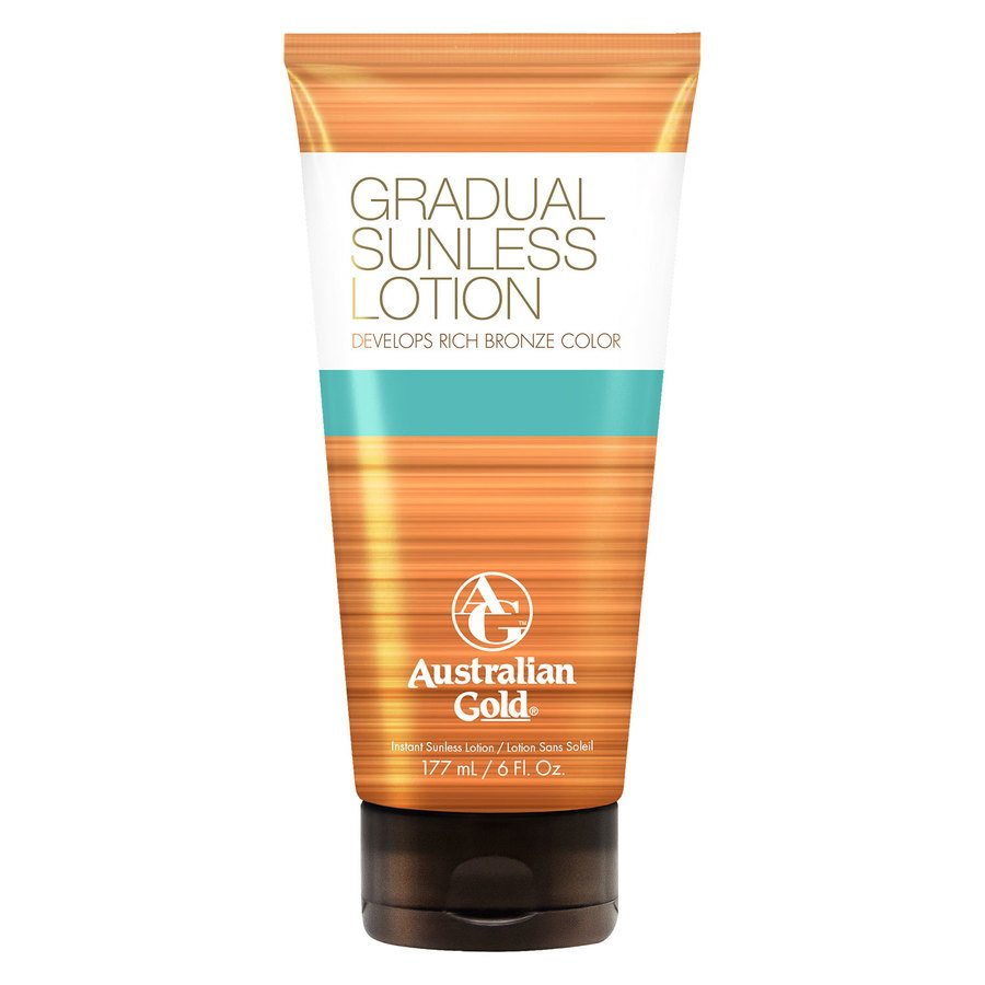 Australian Gold Gradual Sunless Lotion 177ml