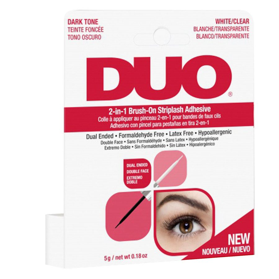 Duo 2-in-1 Clear And Dark Brush On 5 g