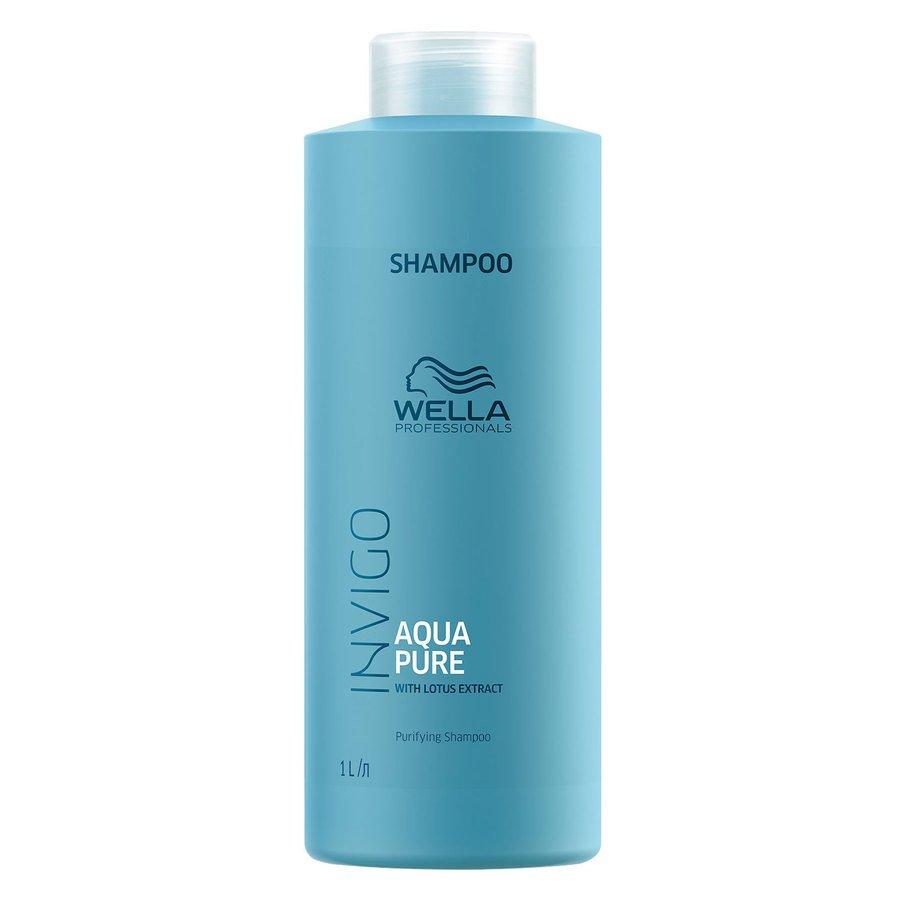 Wella Professionals Balance Invigo Aqua Pure Purifying Shampoo 1000 ml