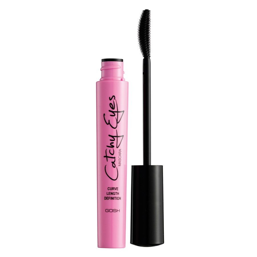 GOSH Catchy Eyes Mascara #001 Black 8 ml