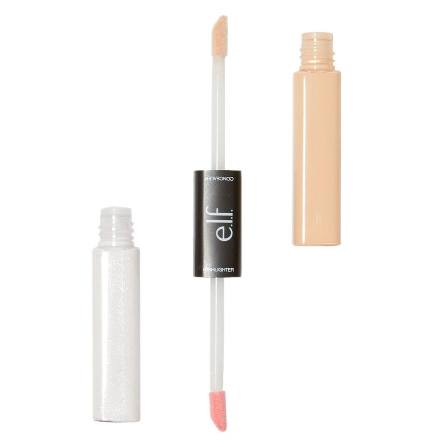 e.l.f. Under Eye Concealer & Highlighter Glow/Fair 2 x 5,9 ml