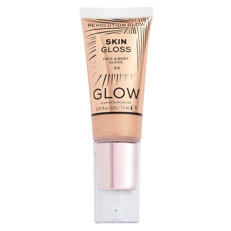 Revolution Face & Body Gloss Ice 17 ml