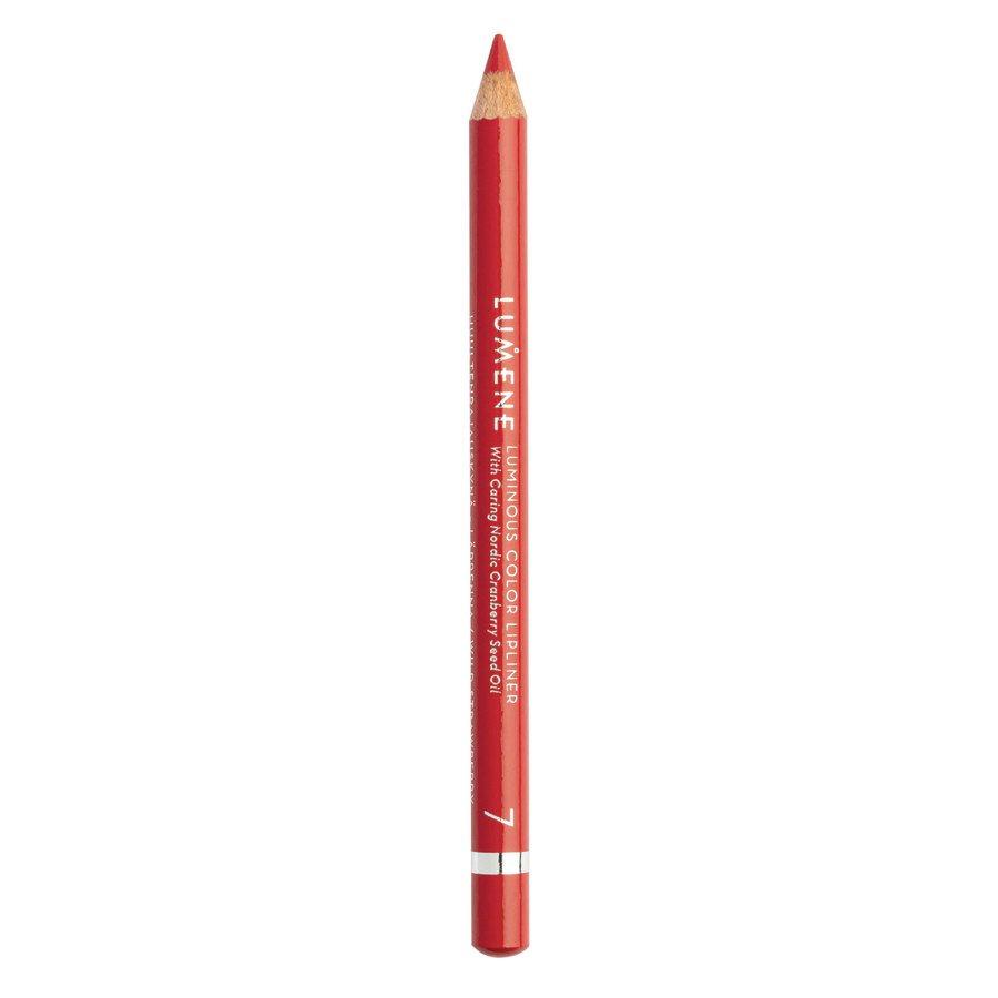 Lumene Luminous Color Lipliner 7 Wild Strawberry 1,1 g