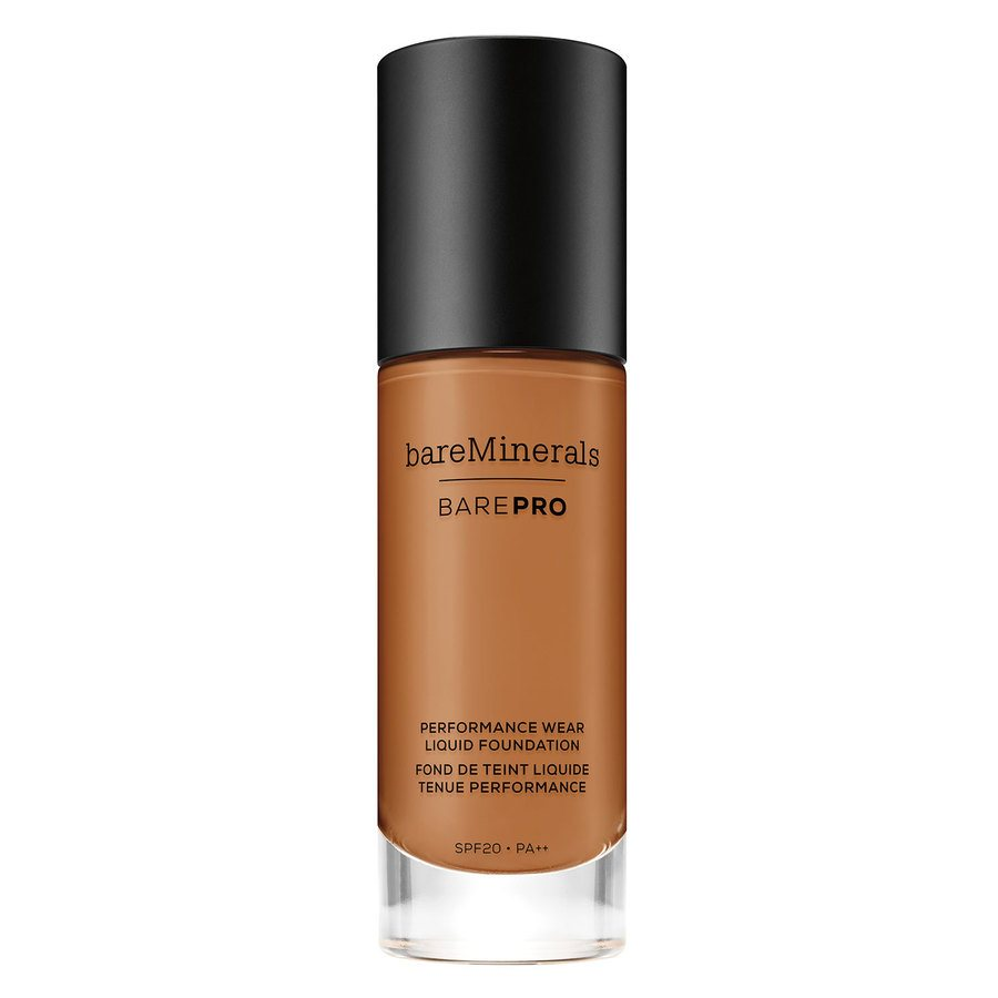 BareMinerals barePro Performance Wear Liquid Foundation SPF20 #20 Oak 30ml