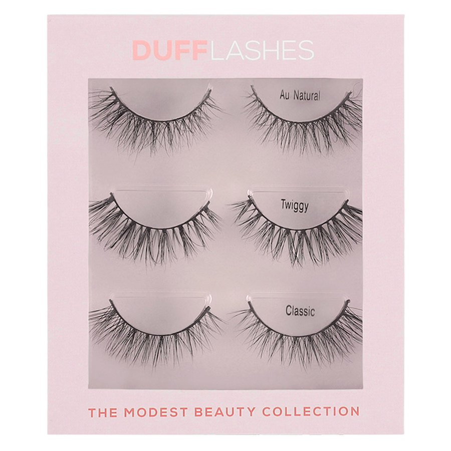 DUFFLashes The Modest Beauty Collection 3 par