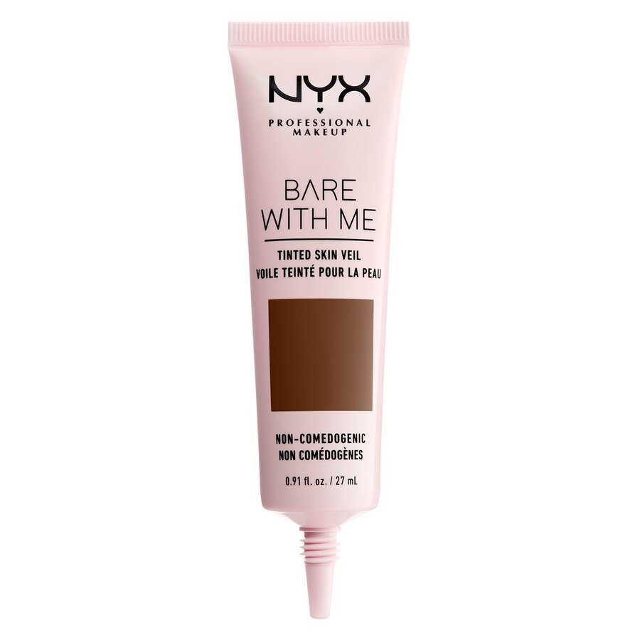 NYX Professional Makeup Bare With Me Tinted Skin Veil Deep Rich 27 ml