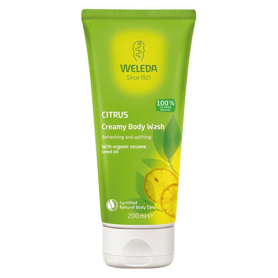 Weleda Citrus Creamy Body Wash 200 ml