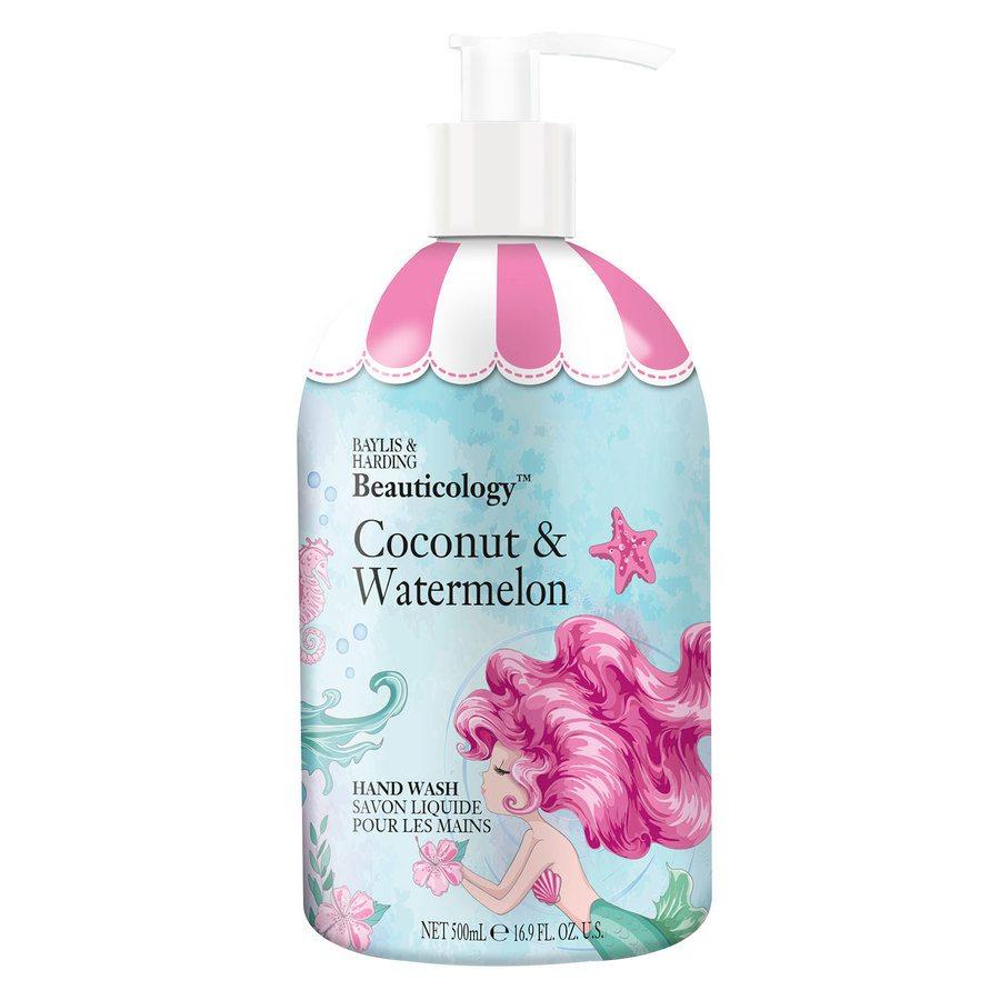 Baylis & Harding Beauticology Mermaid Coconut & Watermelon Hand Wash 500 ml