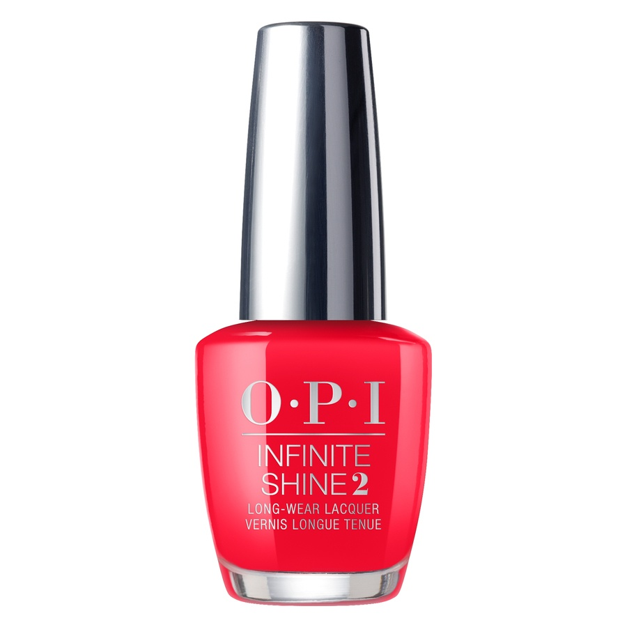 OPI Infinite Shine Coca-Cola Red 15 ml