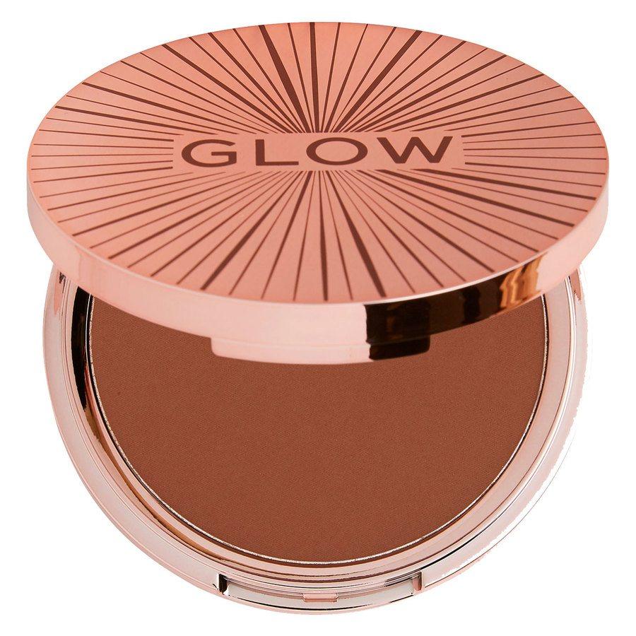 Makeup Revolution Glow Splendour Ultra Matte Bronzer Medium 15 g