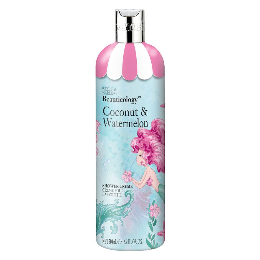 Baylis & Harding Beauticology Mermaid Coconut & Watermelon Shower Cream 500ml
