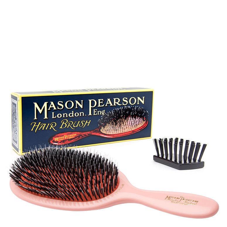 Mason Pearson BN1 Large Bristle & Nylon Pink