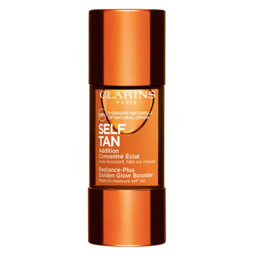 Clarins Self Tan Radiance-Plus Golden Glow Booster Face 15 ml