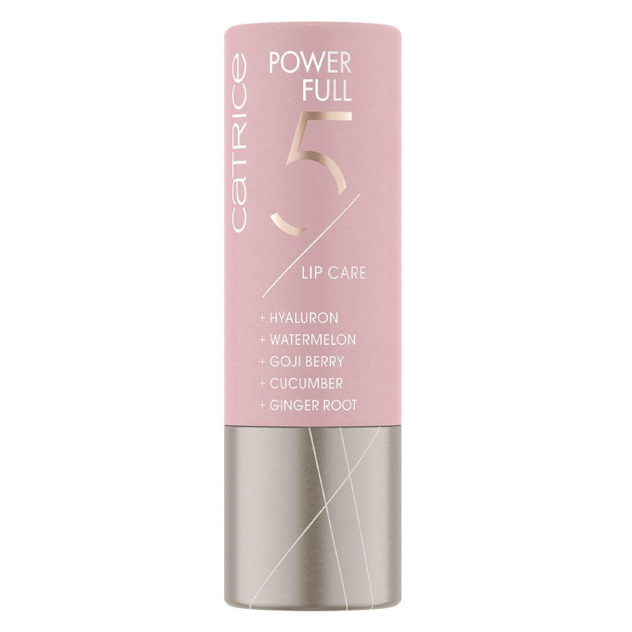 Catrice Power Full 5 Lip Care 010 Charming Rose 3,5 g