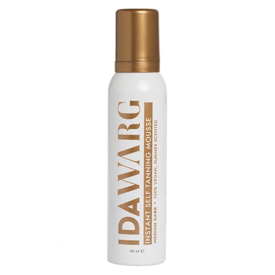 Ida Warg Instant Self-Tanning Mousse Medium Dark 150 ml