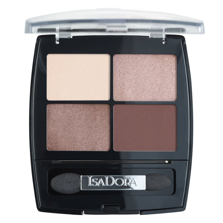 IsaDora Eye Shadow Quartet 51 Cappucino 5g