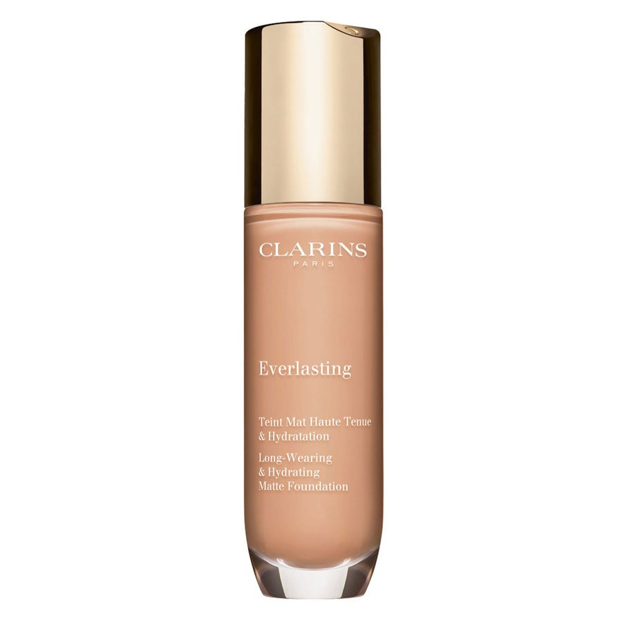Clarins Everlasting Foundation #109 Wheat 30 ml