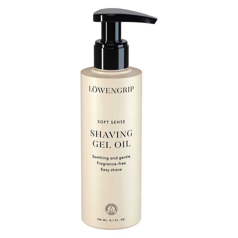 Löwengrip Soft Sense Shaving Gel Oil 150ml