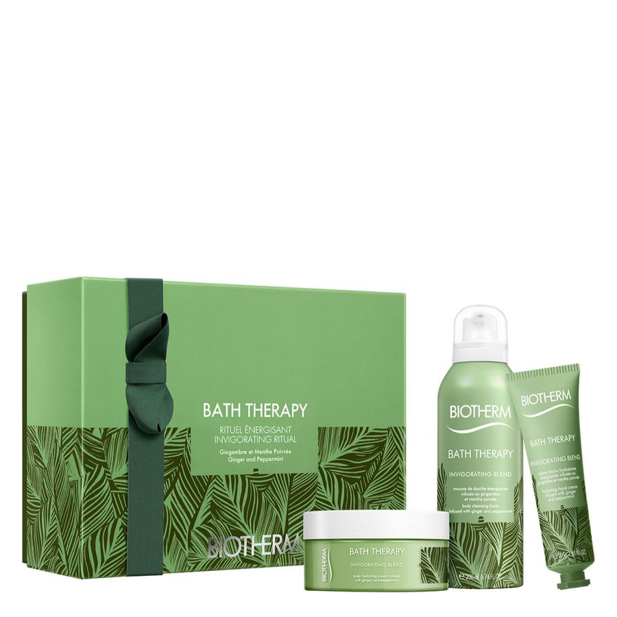 Biotherm Bath Therapy Invigorating Blend Set 430ml