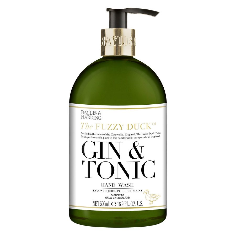 Baylis & Harding The Fuzzy Duck Cocktails Gin Tonic Hand Wash 500 ml