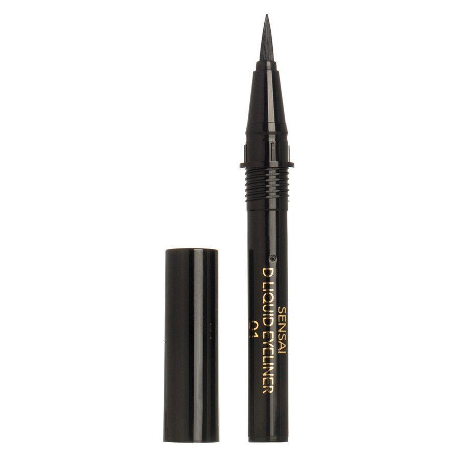 Sensai Designing Liquid Eyeliner 01 Black 0,6 ml