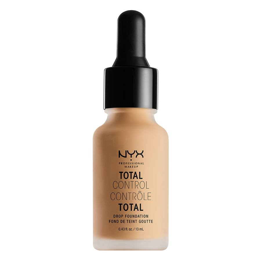 NYX Professional Makeup Total Control Drop Foundation True Beige DF08 13ml