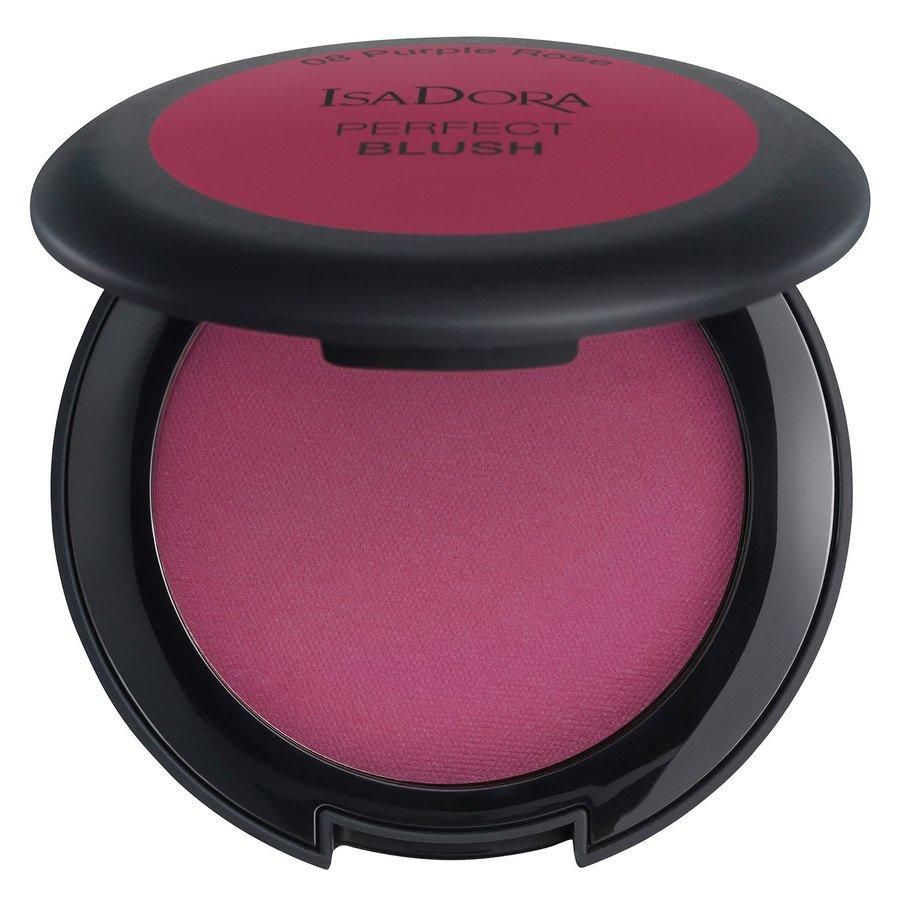 IsaDora Perfect Blush 08 Purple Rose 4,5 g