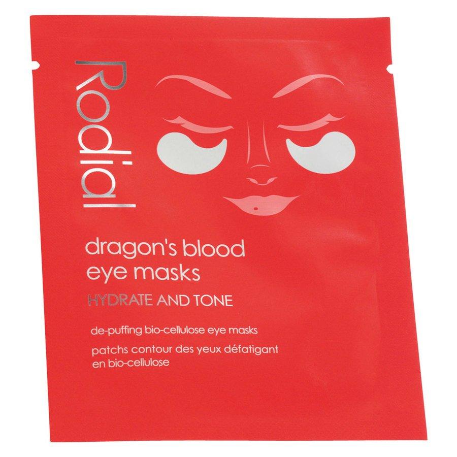 Rodial Dragon's Blood Eye Masks Single 5 ml