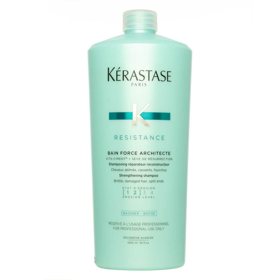 Kérastase Resistance Bain Force Architecte Shampoo 1000 ml