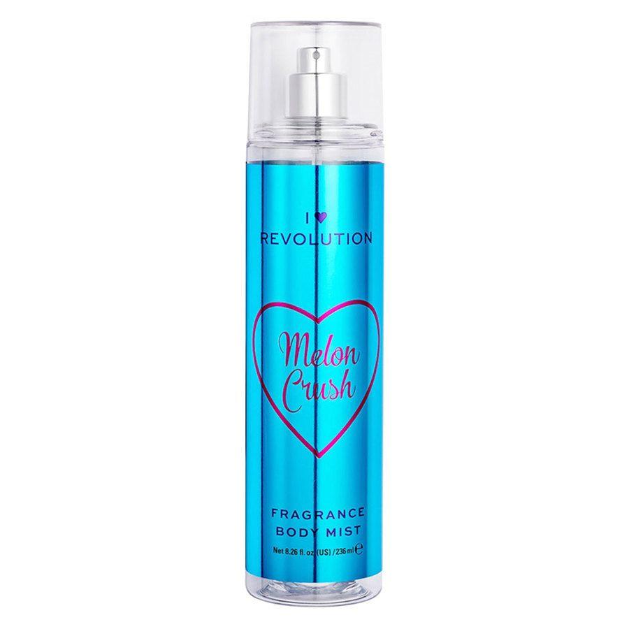 Makeup Revolution I Heart Revolution Melon Crush Body Mist 236 ml