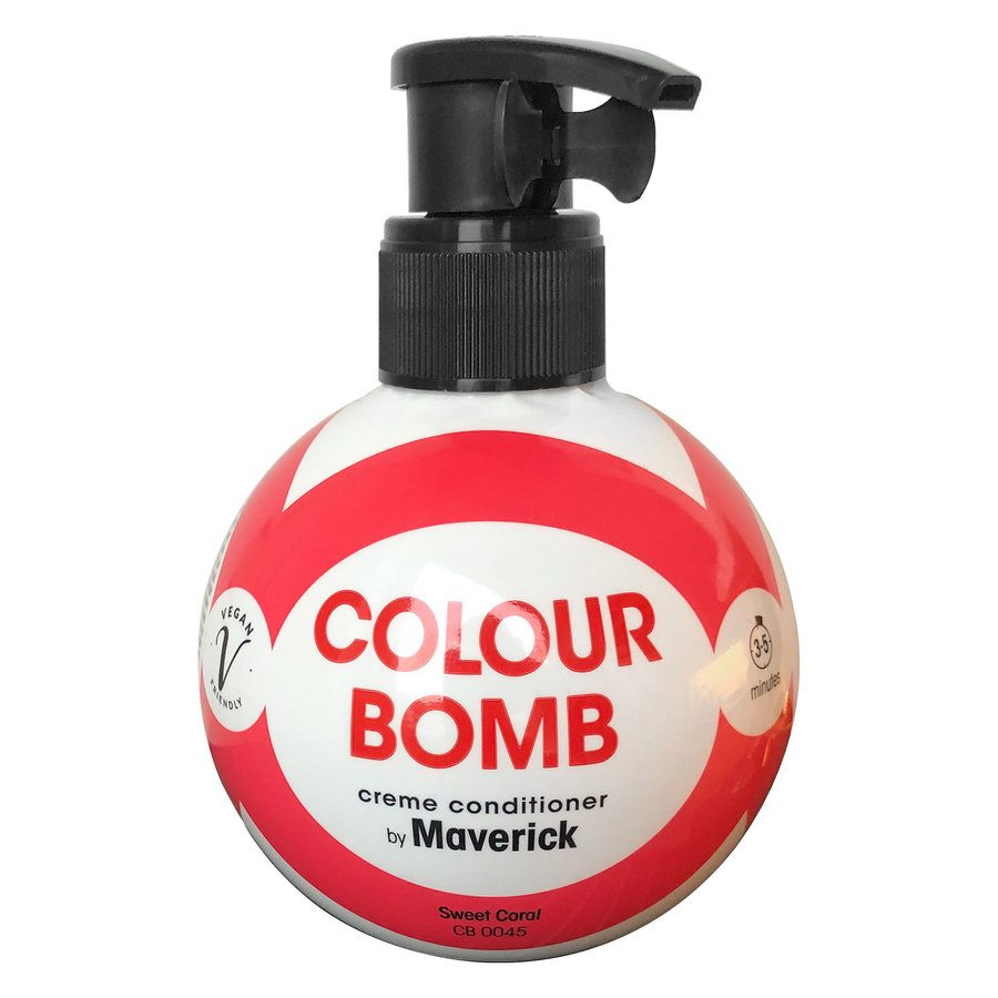 Colour Bomb Färgbalsam Sweet Coral 250 ml